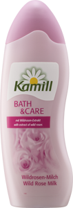 [product image] Bath & Care Wild Rose Milk