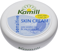 [product image] Skin Cream sensitive 150 ml GB_UAE