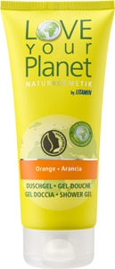 [product image] Love your Planet Shower Gel Orange