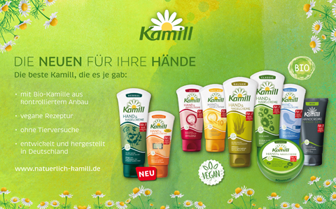 Proven and good – the best Kamill ever!